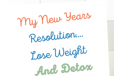 Make a single New Year's resolution – Improve your Health and Immunity for the year ahead